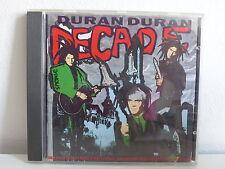CD ALBUM DURAN DURAN Decade CDP7 931782