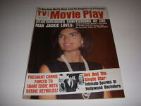 Vintage TV AND MOVIE PLAY Magazine, September, 1968, JACKIE KENNEDY, DEAN MARTIN