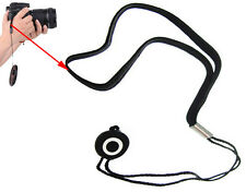 Lens Cap Cover Keeper Holder String Leash Strap For Nikon Canon Sony Olympus