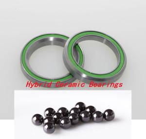 """J&L 1 1/8"""" Headset Ceramic Bearing FIT PINARELLO Old Paris,F3:13,FP5,FP2 Alu"""