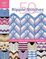 Crochet Pattern Book - 50 Ripple Stitches by Darla Sims (Paperback, 2011)