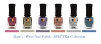 Dare to Wear SPECTRA Manicure Pedicure Nail Polish 0.5oz/15ml