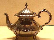 RARE David-Andersen Norway .925 Sterling Arts & Crafts Teapot