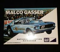 """Ohio"" George Montgomery's Malco Gasser, Model Car Kit, 1/25 Scale, By MPC,"