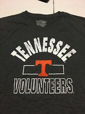 TENNESSEE VOLUNTEERS T-SHIRT CHARCOAL GRAY CAMPUS HERITAGE MEN XL 48 2XL NEW $20
