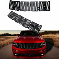 2x Turn signal decorative frame trim For Jeep Grand Cherokee 2013-2014