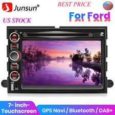 """7"""" Car Stereo Radio Cd Dva Gps Navigation For Ford F150 Focus Expedition Mustang"""