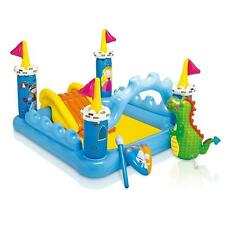 Intex Inflatable Fantasy Castle Play Centre Outdoor Water Fun for Kids New