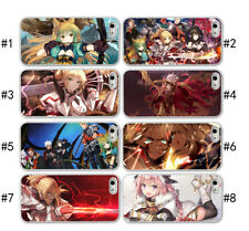 Fate Apocrypha Rider Saber Anime Phone case for IPhone 11 Pro XR 7 8 Plus TPU