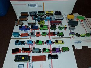 Lot of 47 Thomas The Train & friends mixed ,wood/metal,
