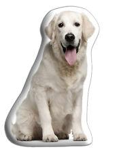 "Golden Retriever Dog Gift – Beautiful Large 'Cuddle Cushion' approx 18""x 16"""