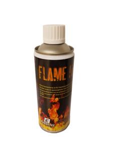 12x Aerosol für Flammenprojektor Flame Liquid Flamejet (extra hoch) Flamespray