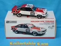 1:18 Classics - 1978 Bathurst Winner - Holden LX Torana A9X - Brock/Richards