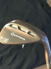 TAYLORMADE HI-TOE 60 DEGREE WEDGE SAME AS THE WORLD NO1, USED ONCE BY ME!!