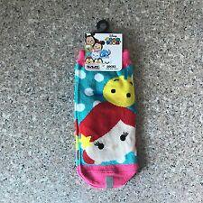 Disney Tsum Tsum Ariel Litty Mermaid Socks fits US Women 5.5-9
