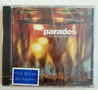 NEW CD Album Neuf ♦ PARADES : ODE TO EDDY BROWN - Marie Christine Favre