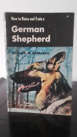 Sara M Barbaresi - How To Raise E Treno German Shepherd - 1957
