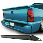 For 99-06 Chevy Silverado Tailgate Intimidator Rear Spoiler Wing SS Polyurethane