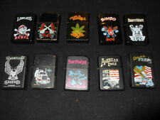 Lot of 10 NOS lighters made in China