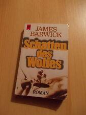 Schatten des Wolfes, ein Roman von James Barwick, aus dem Heyne Bücher Verlag