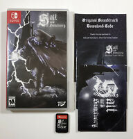 Salt and Sanctuary Drowned Tome Edition (Nintendo Switch, 2018) Fast Shipping