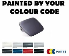 BMW NEW E70 O/S RIGHT HEADLIGHT WASHER COVER CAP PAINTED BY YOUR COLOUR CODE