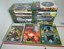 Lot of 25 Original Xbox Games