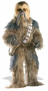 Chewbacca Supreme Edition Costume Adult Star Wars Rubies Collector Chewy