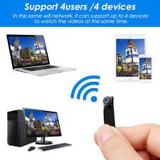 Wifi IP Wireless DIY Module HD Spy Hidden Nanny Video Remote Camera Mini DVR US