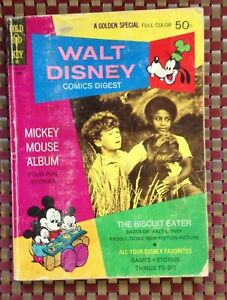 Walt Disney Comics Digest Gold Key Issue# 35 The Biscuit Eater ~ June 1972 ~