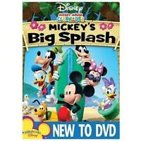 Mickey Mouse Clubhouse: Mickey's Big Splash, Good DVD, Mickey Mouse Clubhouse, .