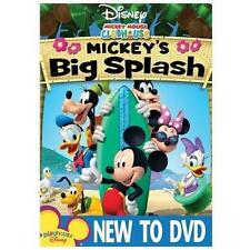 Mickey Mouse Clubhouse - Mickeys Big Splash (DVD, 2009)