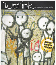 WETINK...An Australian Magazine of New Writing...Fiction, Non-Fiction, Poetry...