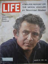 LIFE August 29, 1969 Woodstock, Polanski, Alice's Restaurant, Mailer, S Tate