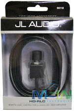 *NEW* JL AUDIO HD-RLC AMP REMOTE LEVEL / BASS CONTROL for HD / MHD AMPLIFIER AMP