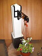 !!NEW!! Over the Fence Post & Panel Hanging Basket Bracket Scroll Design Hook