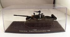 Altaya Ixo T-55A Polish Army Prague (Czechoslovokia) - 1968 - 1/72