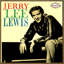 JERRY LEE LEWIS CD Vintage Pop Rock / Great Balls Of Fire, Whole Lotta Shakin