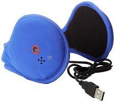 180s Bluetooth Gen 2 Unisex Adjustable Behind the Head Ear Warmer Dazzling Blue