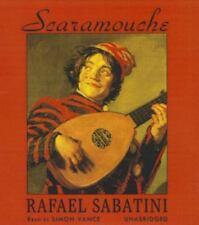 Scaramouche : A Romance of the French Revolution by Rafael Sabatini (2013, CD, U