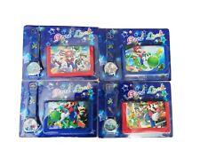 Mario Luigi Children's Watch Wallet Set For Kids Boys Girls birthday party Gift