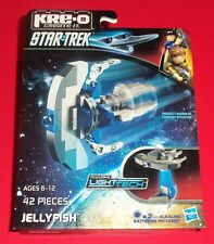 HASBRO KRE-O STAR TREK - NEW - SPOCK'S JELLYFISH - LIGHT TECH LIGHT UP STAND