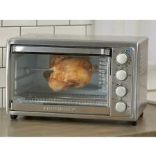 Rotisserie Included Toaster Ovens For Sale Ebay