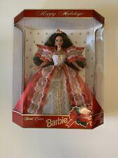 1997 Happy Holidays Special Edition Barbie Doll Mattel Latinx ~ New In Box Nrfb