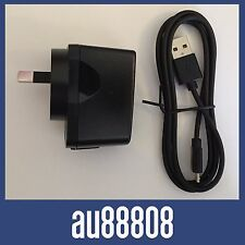 NEW AC WALL TRAVEL CHARGER TELSTRA ZTE EASYCALL 1 2 3 T201 T202 T303 FLIP T20