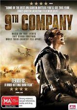 9th Company (DVD) War/True Story Based on True Events [Region 4] NEW/SEALED