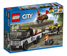 Lego City Great Vehicles ATV Race Team (60148)