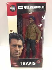 Miedo The Walking Dead 17.8cm Travis color Trompos Figura McFarlane 2016