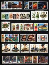 GB 1986 Completa Colección Conmemorativa bajo valor nominal mejor compra en eBay estampillada sin montar o nunca montada
