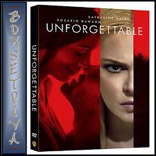 UNFORGETTABLE -   Katherine Heigl & Rosario Dawson  *BRAND NEW DVD***